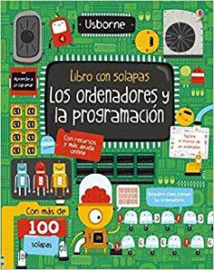 """Portada del libro """"Los ordenadores y la programación"""""""
